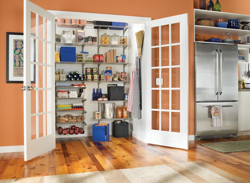 Adjustable Kitchen Shelving