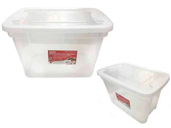 40L Stackable Storage Box