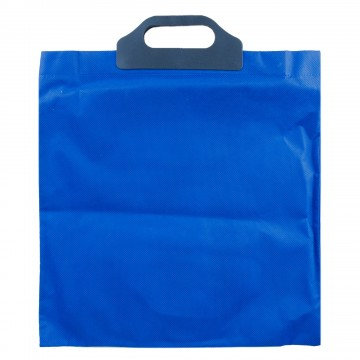 Plastic Handle Tote Bag in Assorted Colors