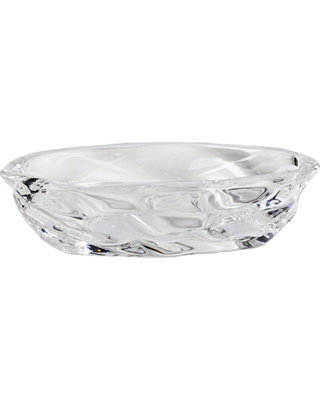 Glass Block Soap Dish