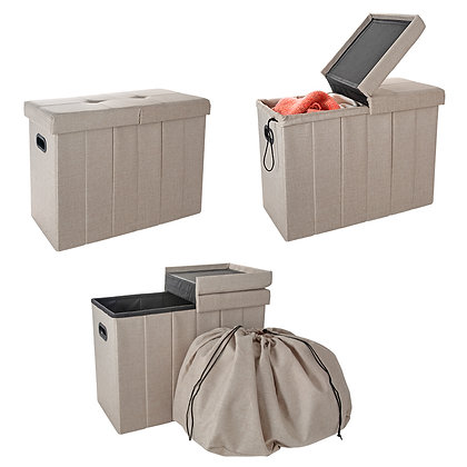 Collapsible Bench/Hamper