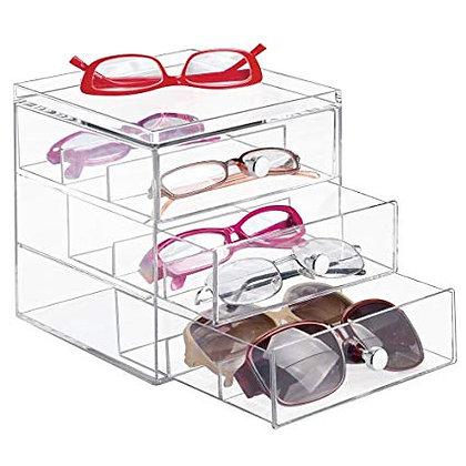 3 Drawer for Glasses
