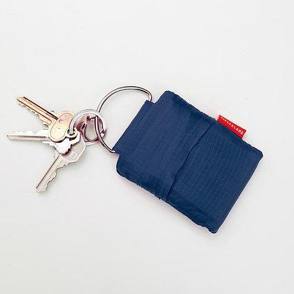 Keychain Shopping Bag Blue