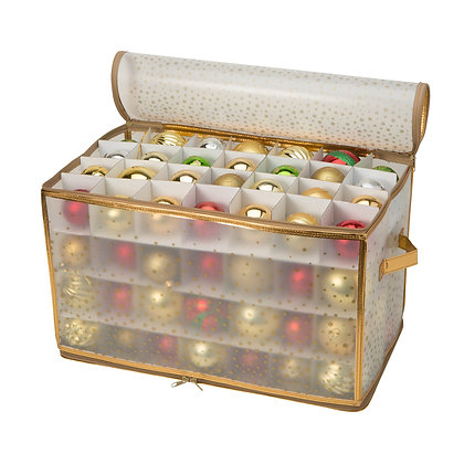 112 Count Ornament Storage