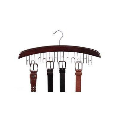 Dark Walnut Belt Hanger