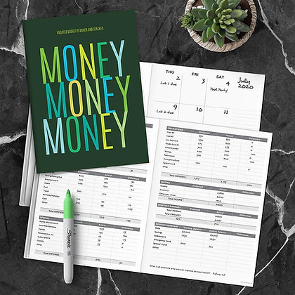 Money Budget Tracker/Family Finance