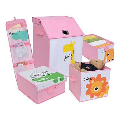 KIDS SAFARI 5 PC Set
