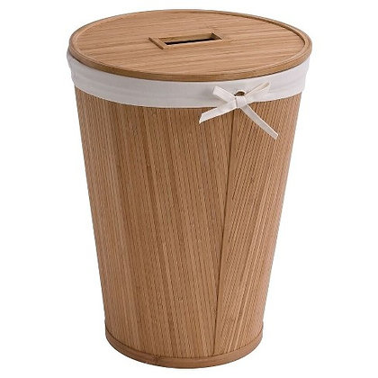 Eco Styles Round Hamper with Lid