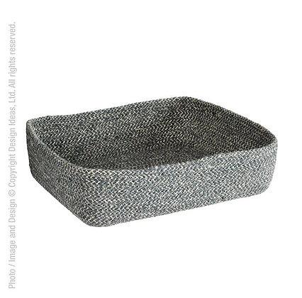 Melia Basket-12x9.5x3-Slate