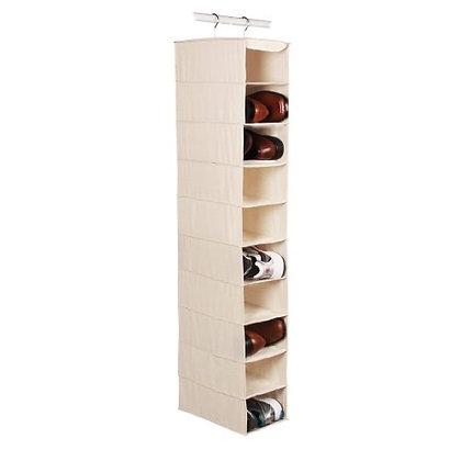 10 Shelf Shoe Organiser