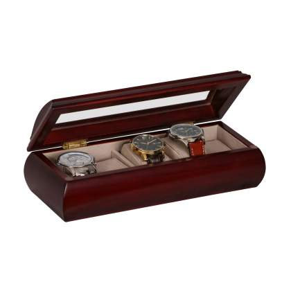Emery Watch Box