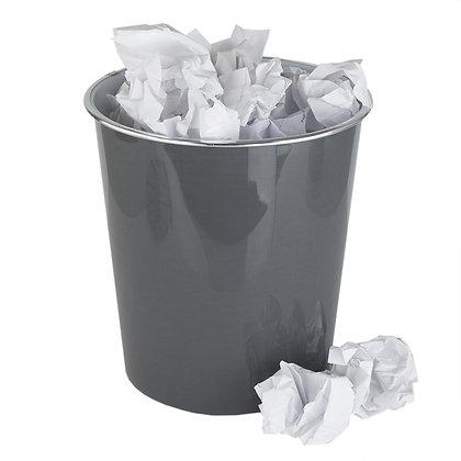 Wastebin Plastic Solid