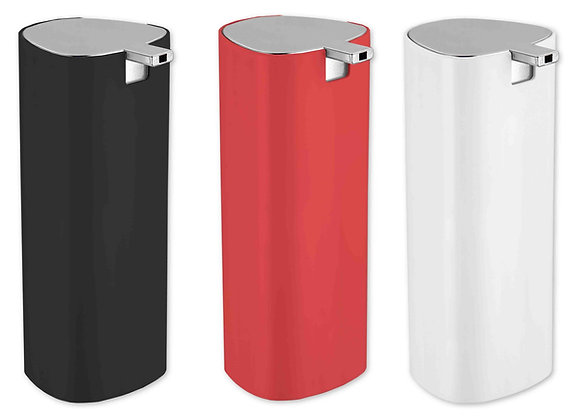 Soap Dispenser - Red/Black/White