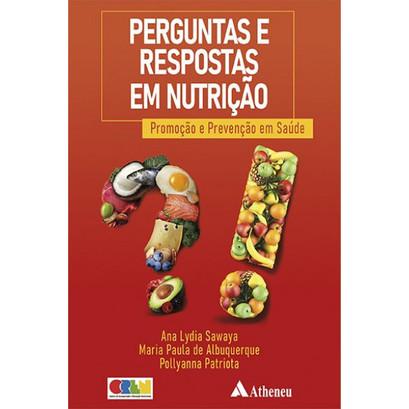Experiência do CREN reúne as principais dúvidas sobre nutrição em livro