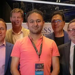 Robert Kiyosaki & His Team