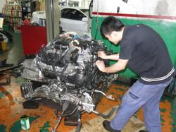 Overhaul Engine