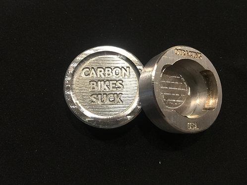 Carbon Bikes Suck bar ends