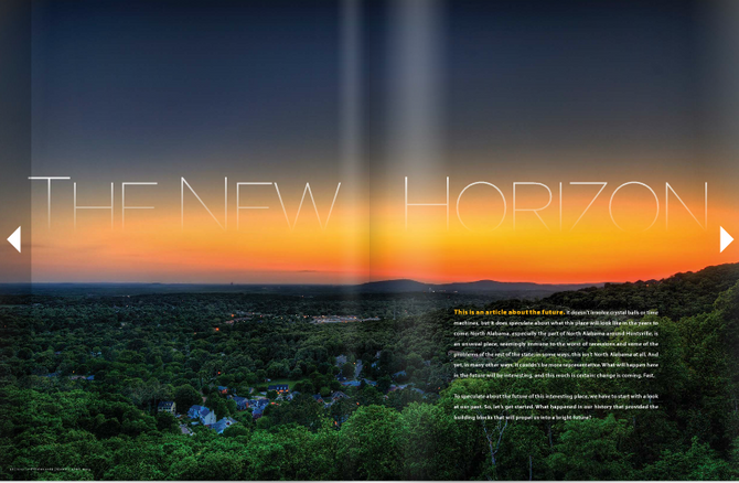The New Horizon