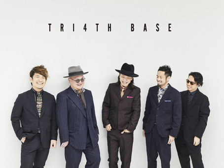 TRI4TH オフィシャルファンサイト『TRI4TH BASE』開設!