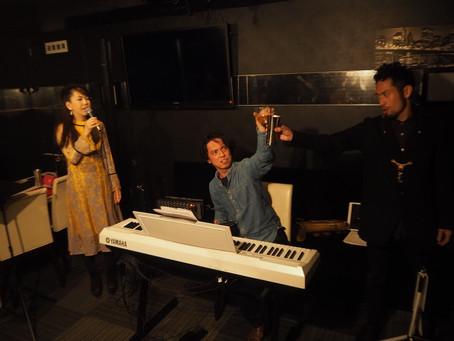 Members Live Kuro にて、40歳誕生日祝い