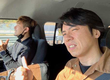 黒船、『NIGHT FLIGHT TOUR』地方遠征編(名古屋、奄美)