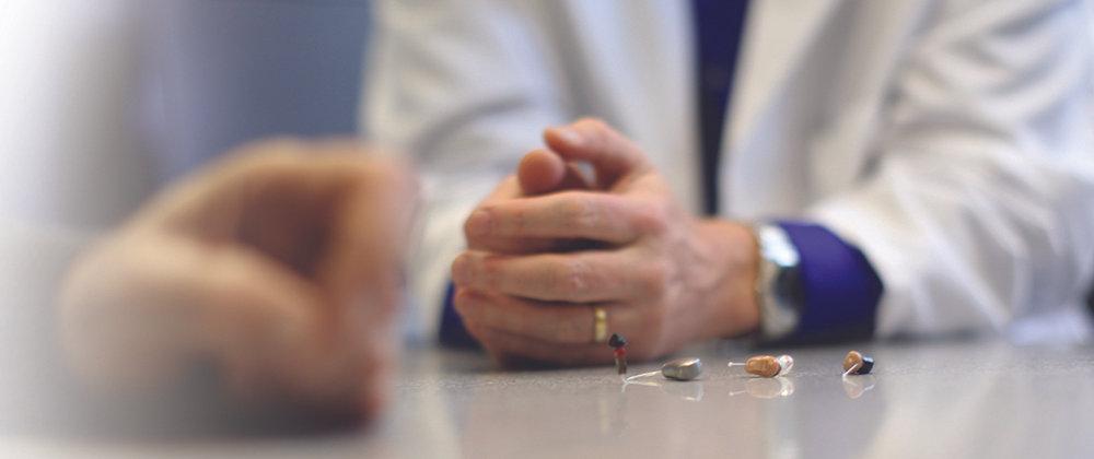 Hearing Aid Check-up