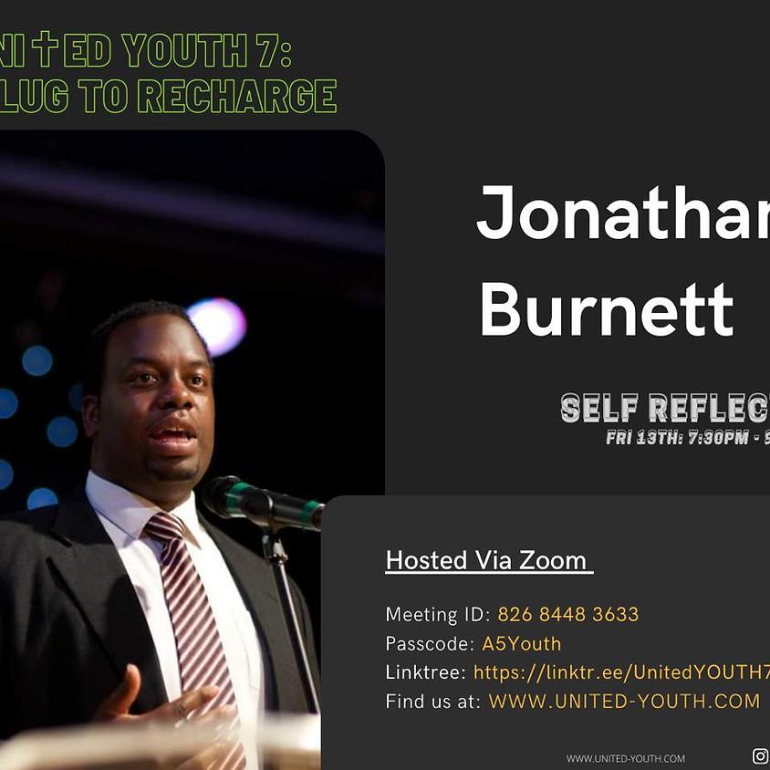 SELF REFLECTION WITH PST BURNETT (USA)