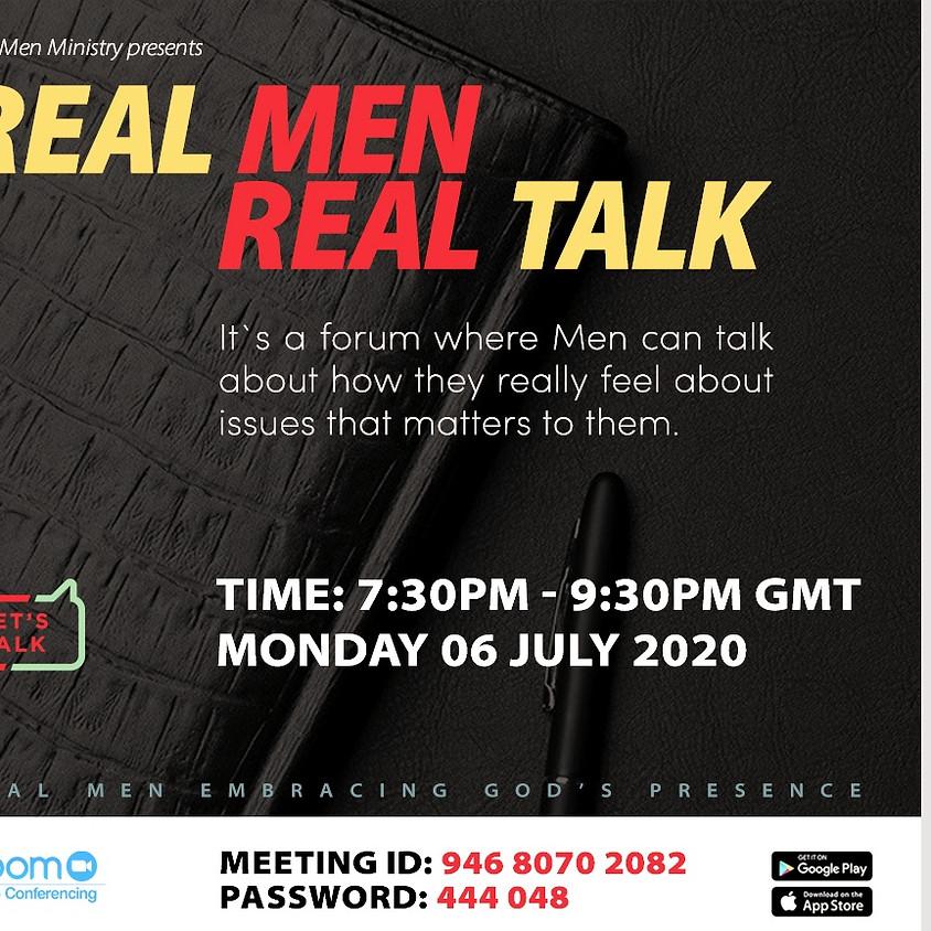 REAL MEN - REAL TALK