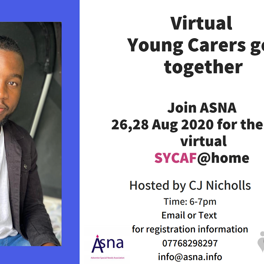 Virtual Young Carers Get Together