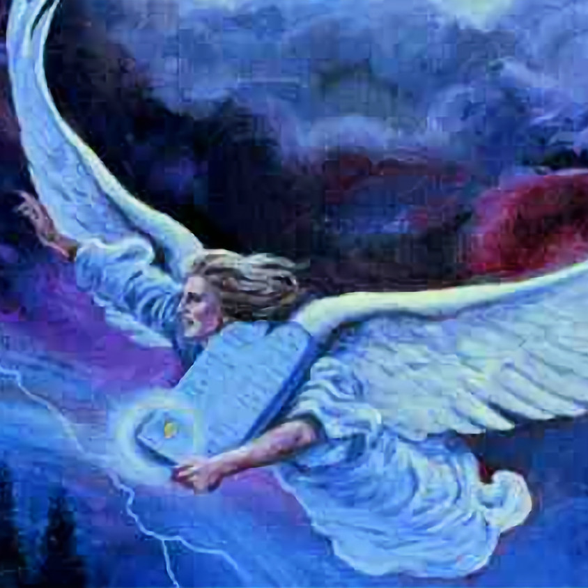 Oxford Youth services  - Second Angels Message