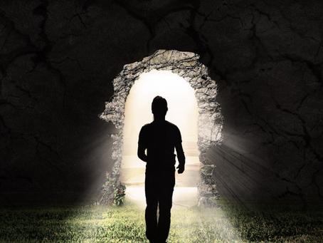 When light obliterates darkness - Elder Eugene James