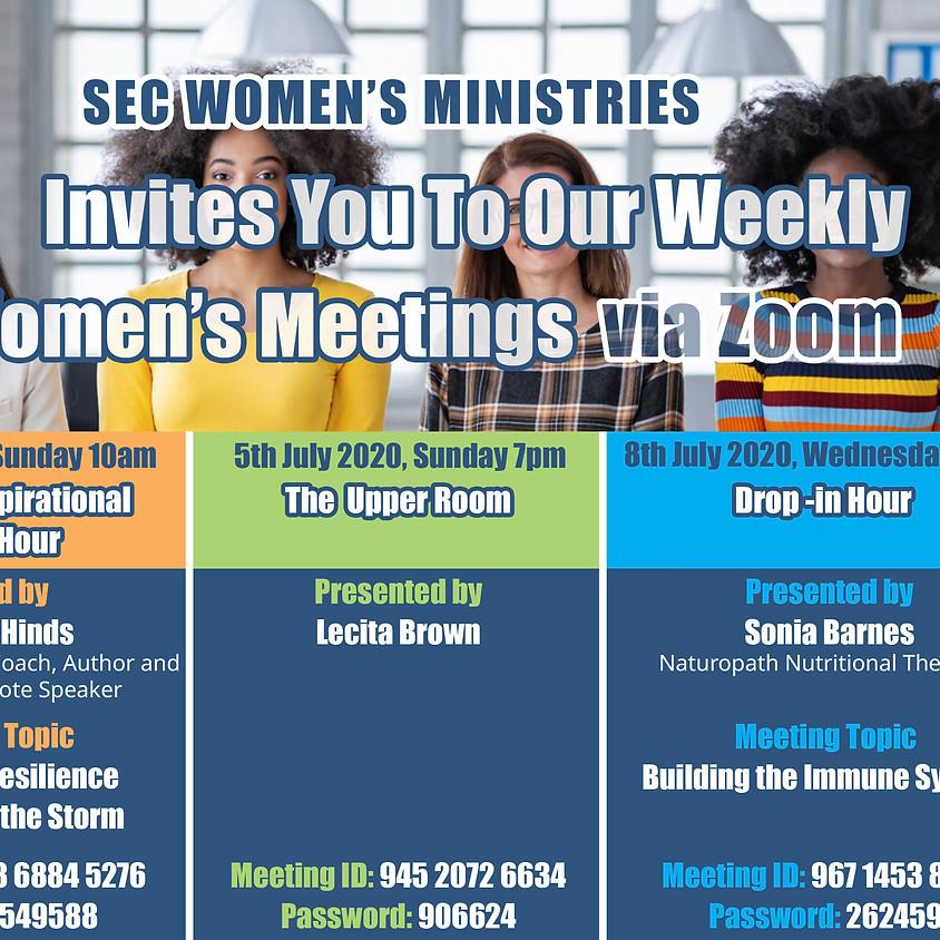 SEC Women Ministries Meetings