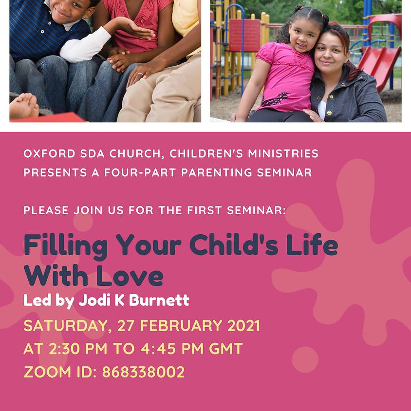 Filling Your Child's Life With Love