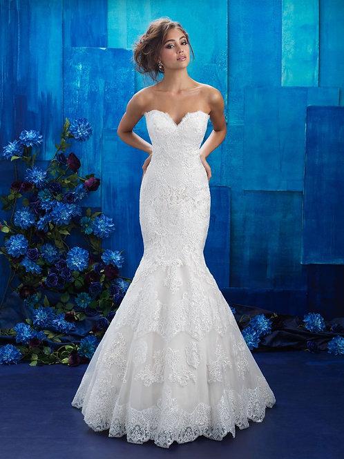 Allure Bridal 9407