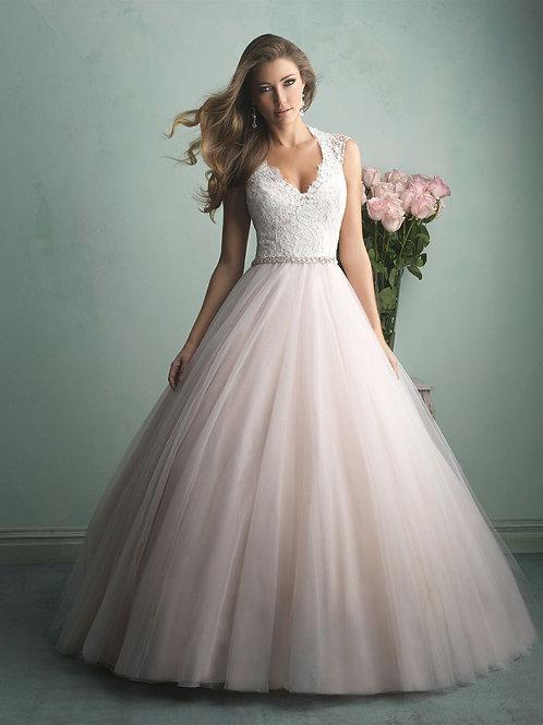 Allure Bridal style 9162
