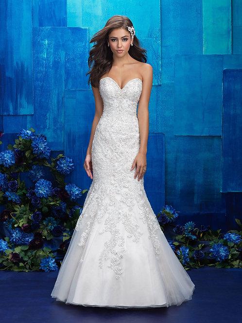 Allure Bridal 9403