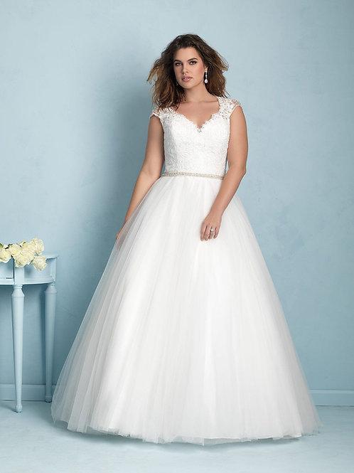 Allure Bridal W350