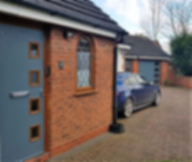 UK Security Shutters Staffordshire Garage Doors Stoke On Trent Insulated