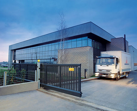 UK Security Shutters automatic gates electric gates barriers bollards