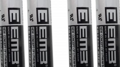 EMBB Lithium Battery 3.6V 2400mA