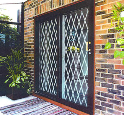 Xpanda Security Grilles grills UK Security Shutters Stoke On Trent Staffordshire