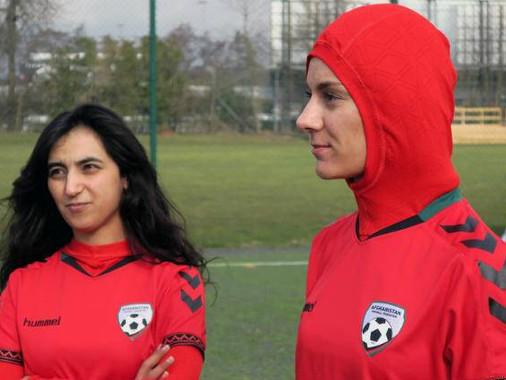 Afganistán, las mujeres y el deporte.