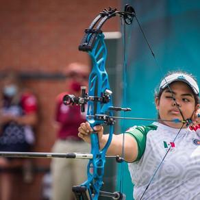 Selene Rodríguez es campeona del mundo en tiro con arco con solo 17 años