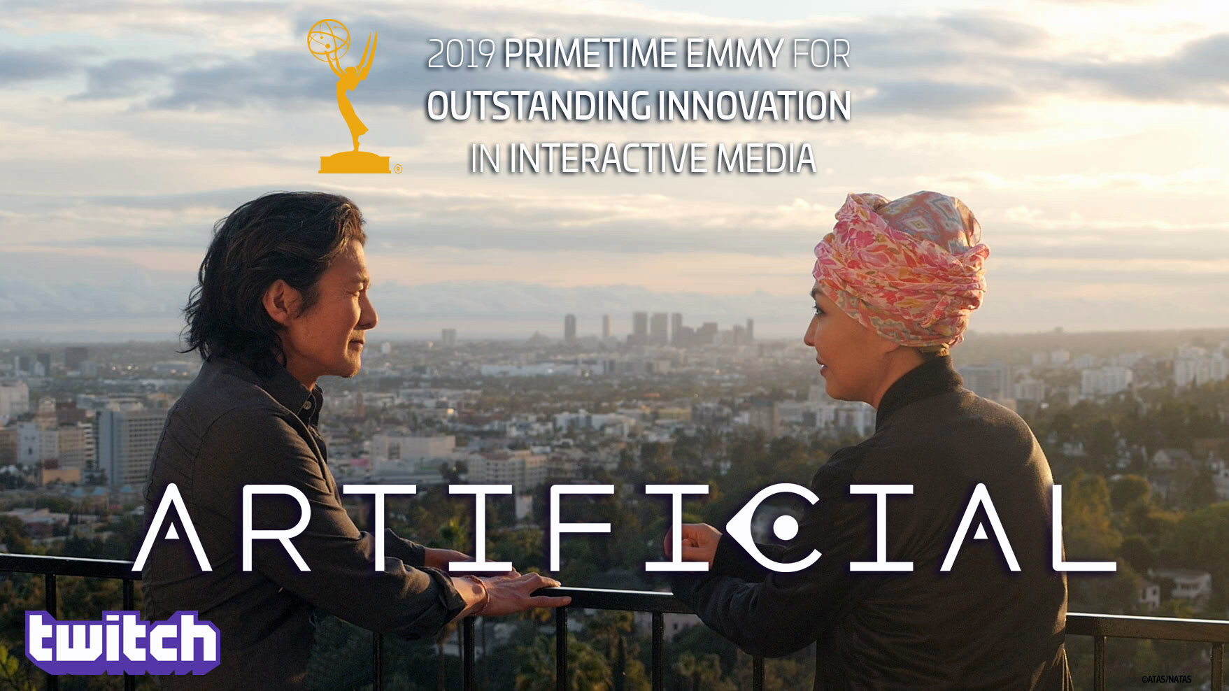 Artifificial (Emmy & Peabody Award)