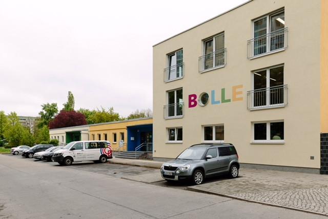 © Straßenkinder e.V. - Bolle Kinder- und Jugendhaus