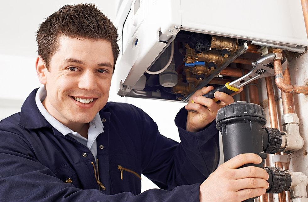 Anlagenmechaniker (m/w/d) für Sanitär-, Heizungs-, Lüftungs- und Klimatechnik gesucht