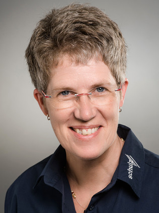 Ruth Hilmer – Bürokauffrau