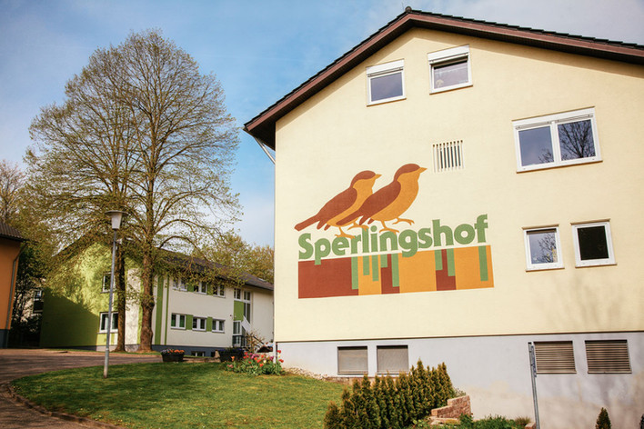 © Sperlingshof - Kinder- und Jugendhilfezentrum