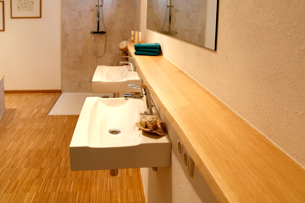 Badezimmer Tischlerei Wolff