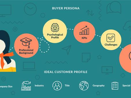 Cuatro insights que debes incluir en tus buyer personas